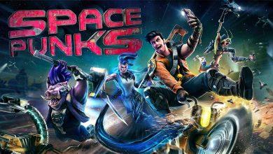 Space Punks появится в раннем доступе 14 июля