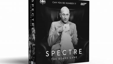Настольная игра SPECTRE: The Board Game выйдет весной 2022 года