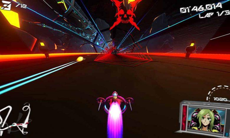 Футуристическая гоночная игра Ion Driver теперь доступна для PS4 и PS5
