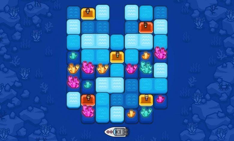 Sliding Seas, новая игра-головоломка в жанре «три в ряд», вышла на iOS и Android