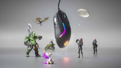 SteelSeries объявляет о начале продаж игровой мыши Rival 5 в России, Украине и странах СНГ