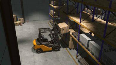 Анонсирован Best Forklift Operator - симулятор автопогрузчика, выходящий в 2022 году