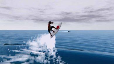 Видеоигра о серфинге The Endless Summer - Search for Surf вышла в Steam