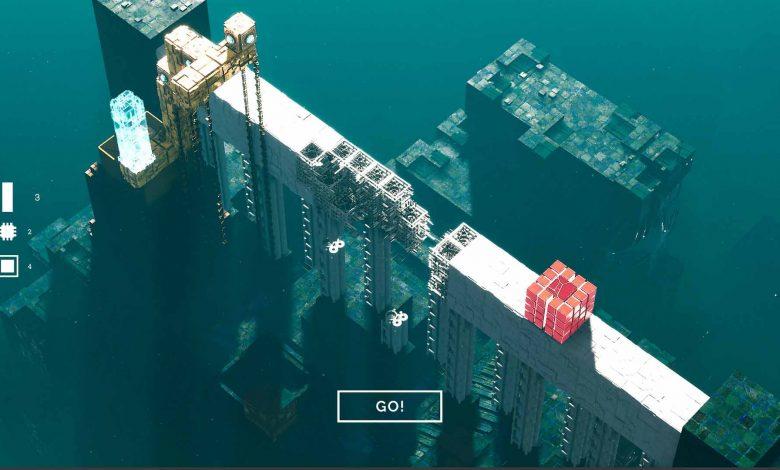 Вышла демоверсия стильной физико-разрушительной игры ABRISS - build to destroy