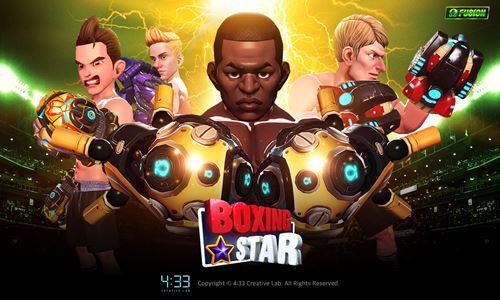 Мобильная спортивная игра Boxing Star объявляет об обновлении Omega Over-Fusion