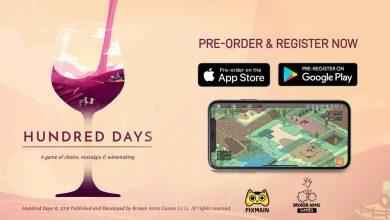 Начните свое виноделие в игре Hundred Days, которая скоро появится на iOS и Android