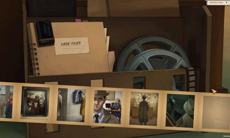 Нуар-детектив Coffee Noir выходит в конце сентября