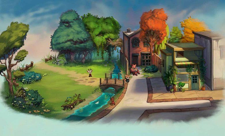 Приключенческая игра Beacon Pines выйдет на ПК и Nintendo Switch в 2022 году