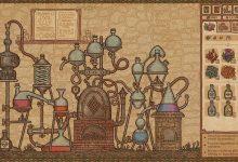 Симулятор алхимика Potion Craft выйдет на ПК в Steam 21 сентября