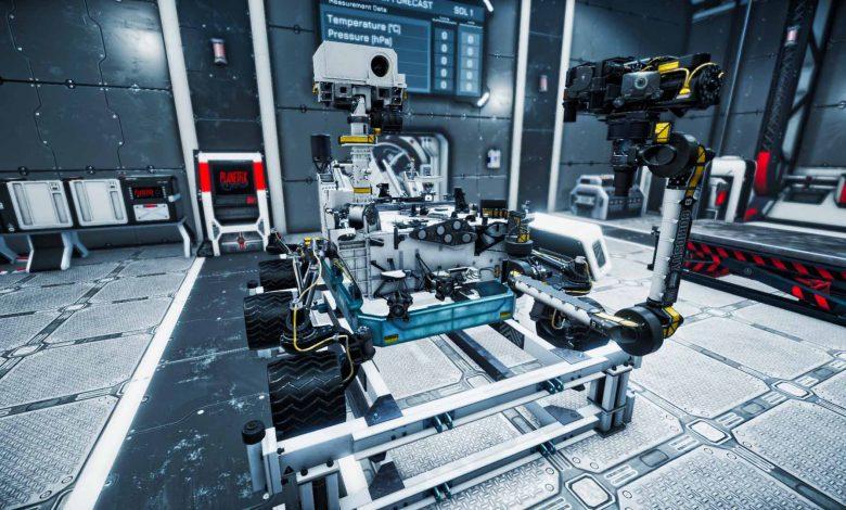 Состоялся релиз Rover Mechanic Simulator на Xbox One и Xbox Series X/S