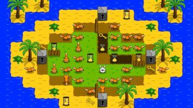 Экшн-головоломка Peppy's Adventure теперь доступна в Steam