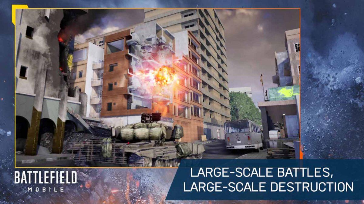 Battlefield Mobile: Открыта предварительная регистрация для участия в альфа-тестировании