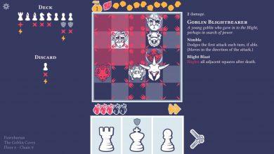 Pawnbarian, игра в жанре рогалик, вдохновленная шахматами, выйдет в Steam 24 сентября 2021 года