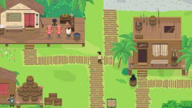 Peachleaf Pirates - приключение на тропическом острове вышло на ПК в Steam