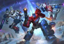 Автоботы и десептиконы из Трансформеров выйдут на поле битвы в SMITE