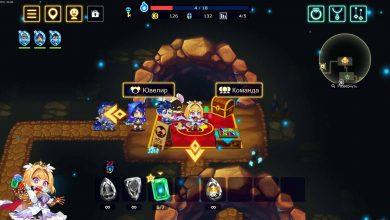 Виртуальный рогалик Vivid Knight будет доступен в Steam на русском языке