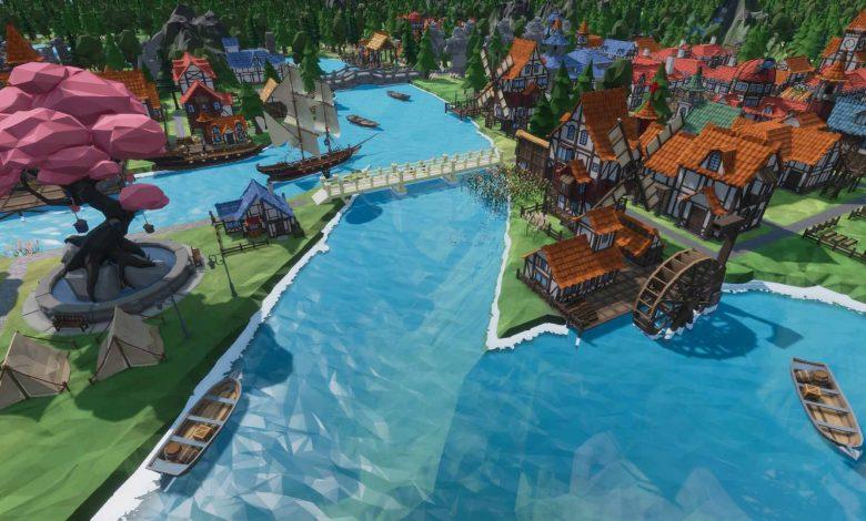 Градостроительная игра Settlement Survival выходит в раннем доступе