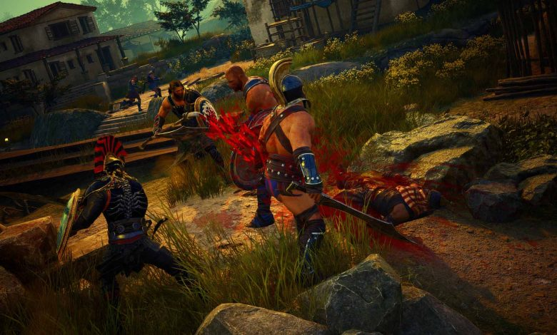 Дневники разработки soulslike Achilles: Legends Untold