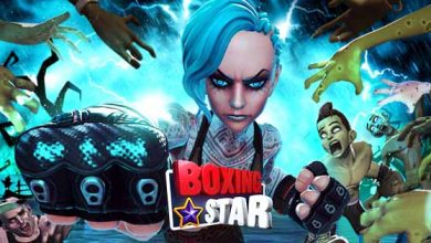 Игра Boxing Star (Звезда Бокса) получила жуткое обновление на Хэллоуин