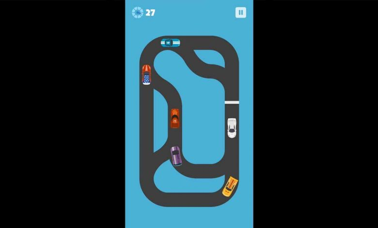 Казуальная гоночная игра Brake Away доступна в App Store и Google Play