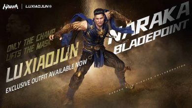 Люй Сяоцзюнь получает эксклюзивный наряд в Naraka: Bladepoint
