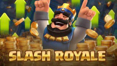 Событие Slash Royale в Clash Royale: Подробности
