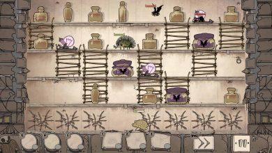 Стратегическая головоломка СКЛЯНКИ - JARS доступна на ПК и Nintendo Switch