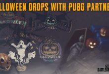 Хэллоуин в PUBG на Twitch: 4 недели октябрьских раздач (Призы). Список партнеров