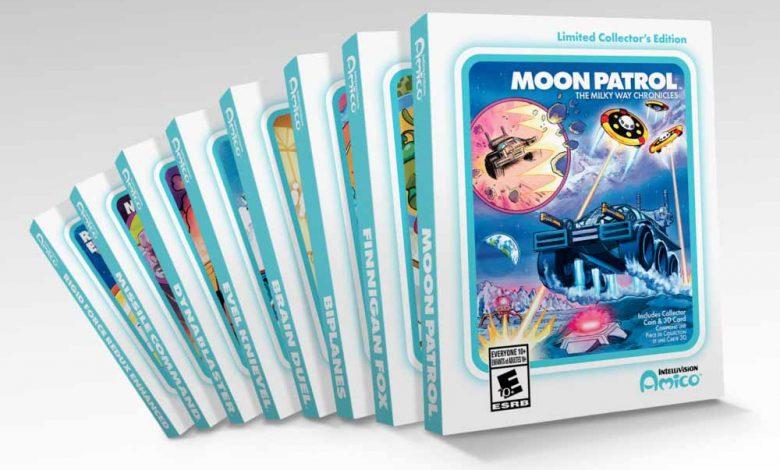 Intellivision Entertainment запускает продажу ограниченных коллекционных наборов Boxed Edition