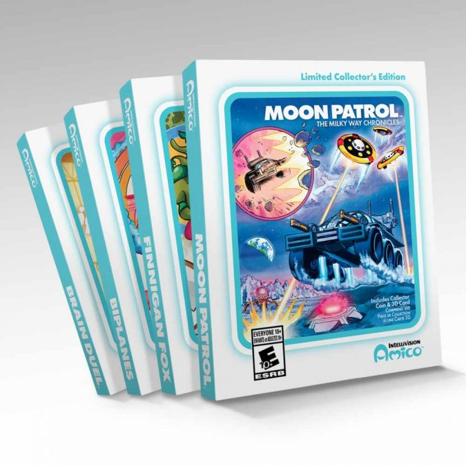 Limited Collector's Boxed Edition Bundle– Volume 2 (Pack of 4) – $79.99,€79,99