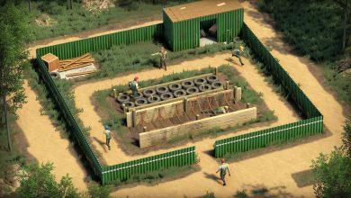 One Military Camp призывает новых рекрутов в Steam