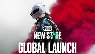 PUBG: NEW STATE официально выйдет 11 ноября 2021 года на iOS и Android