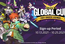 SMASH LEGENDS от LINE Games проводит свой первый турнир Global Cup